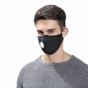 Zaščitna maska za striženje psov