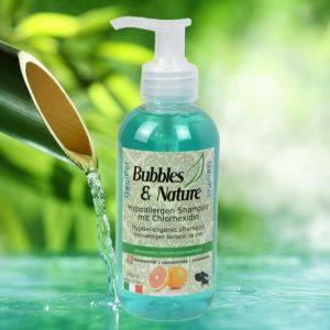 Naravni hypoalergen šampon za pse
