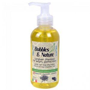 Naravni šampon za pse z dolgo dlako
