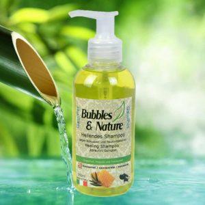 Naravni zdravilni šampon za pse