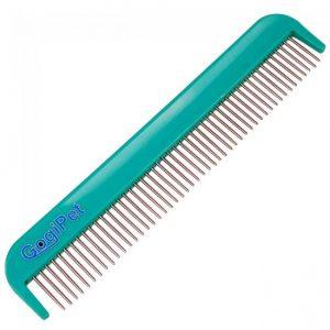 GogiPet glavnik z vrtiljivimi zobmi 18 cm