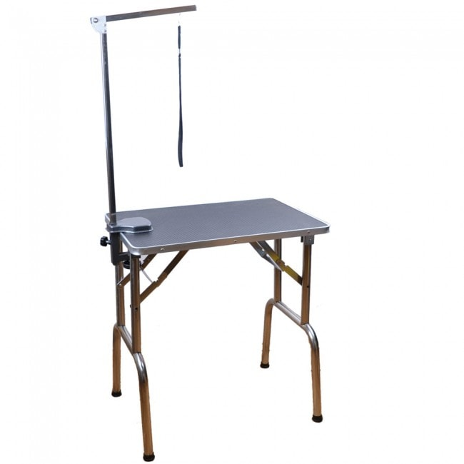 GogiPet mobilna miza za nego psov - 70cm x 48cm-min