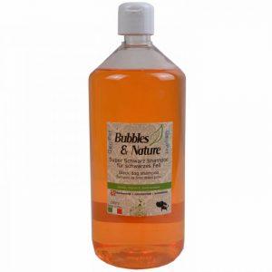 Naravni šampon za pse s črno dlako – 1l
