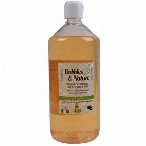 Naravni šampon za pse z rjavo dlako – 1l