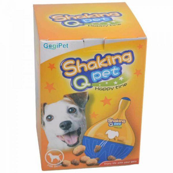 GogiPet® IQ interaktivna igrača za pse - Delilnik priboljškov - 5