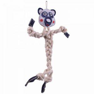 GogiPet® naravna igrača za pse - Medvedek - 1
