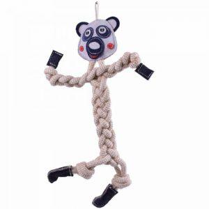 GogiPet® naravna igrača za pse - Medvedek - 4