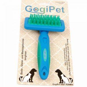 GogiPet krtača za dolgodlake pse